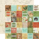 2 X 2 Elements Paper - Simple Vintage Great Escape - Simple Stories