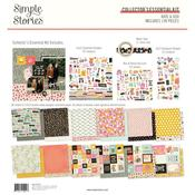 Kate & Ash Essentials Kit - Simple Stories