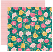 Blooming Paper - I Am - Simple Stories - PRE ORDER