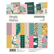 """I Am Paper Pad 6""""X8"""" - Simple Stories - PRE ORDER"""