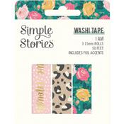 Washi Tape - I Am - Simple Stories