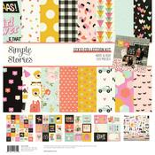 Kate & Ash Collection Kit - Simple Stories