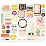 Journal Kate & Ash Bits & Pieces Die-Cuts - Simple Stories - PRE ORDER
