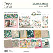 Collector's Essential Kit - I Am - Simple Stories - PRE ORDER