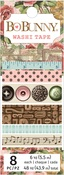 Family Heirlooms Washi Tape - Bo Bunny