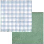 Blanket Paper - Garden Grove - Bo Bunny