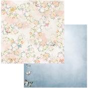 Flutter Paper - Garden Grove - Bo Bunny