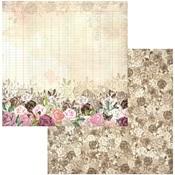 Tranquility Paper - Garden Grove - Bo Bunny