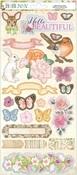Garden Grove Sticker Sheet - Bo Bunny