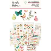 Simple Vintage Garden District Stickers - Simple Stories - PRE ORDER