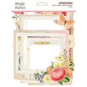 Simple Vintage Garden District Layered Frames Die-Cuts - Simple Stories