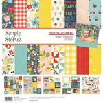 Collection Kit - Summer Farmhouse - Simple Stories