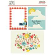 Sn@p! Card Pack - Summer Farmhouse - Simple Stories