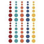 Bro & Co. Enamel Dots Embellishments - Simple Stories - PRE ORDER