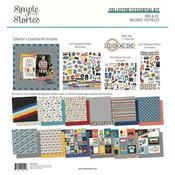 Bro & Co. Essentials Kit - Simple Stories - PRE ORDER