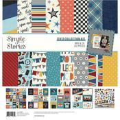 Bro & Co. Collection Kit - Simple Stories - PRE ORDER