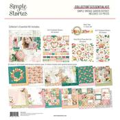 Collector's Essential Kit - Simple Vintage Garden District - Simple Stories - PRE ORDER