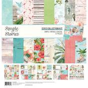Collection Kit - Simple Vintage Coastal - Simple Stories