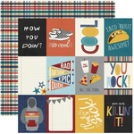3 X 4 Elements Paper - Bro & Co - Simple Stories - PRE ORDER