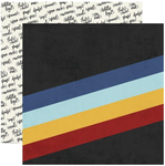 So Rad! Paper - Bro & Co - Simple Stories - PRE ORDER