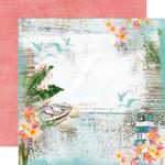 Beach Vibes Paper - Simple Vintage Coastal - Simple Stories