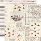 Sandy Toes Paper - Simple Vintage Coastal - Simple Stories - PRE ORDER