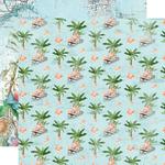 Tropical Life Paper - Simple Vintage Coastal - Simple Stories