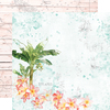 Paradise Found Paper - Simple Vintage Coastal - Simple Stories