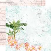Paradise Found Paper - Simple Vintage Coastal - Simple Stories - PRE ORDER
