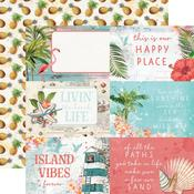 "Elements 4""X6"" Paper - Simple Vintage Coastal - Simple Stories - PRE ORDER"