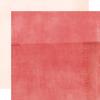 Guava/Sand Simple Basics Paper - Simple Vintage Coastal - Simple Stories