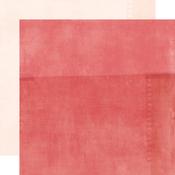 Guava/Sand Simple Basics Paper - Simple Vintage Coastal - Simple Stories - PRE ORDER