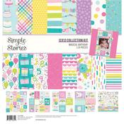 Magical Birthday Collection Kit - Simple Stories
