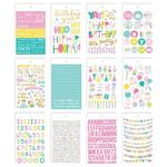Magical Birthday Stickers - Simple Stories
