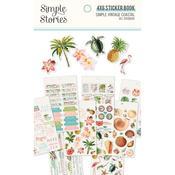 Simple Vintage Coastal Stickers - Simple Stories - PRE ORDER