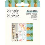 Washi Tape - Simple Vintage Coastal - Simple Stories