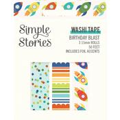 Washi Tape - Birthday Blast - Simple Stories