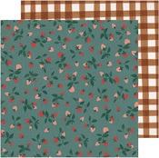 Garden Paper - Magical Forest - Crate Paper - PRE ORDER