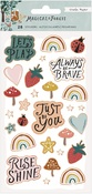 Magical Forest Puffy Stickers - Crate Paper - PRE ORDER