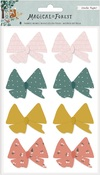 Magical Forest Fabric Bows - Crate Paper - PRE ORDER
