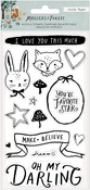 Magical Forest Stamp Set - Crate Paper - PRE ORDER