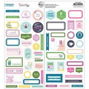 Noteworthy Stickers - Pinkfresh