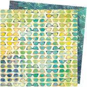 Beach Vibe Paper - Let's Wander - Vicki Boutin