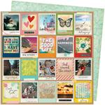 Picture Perfect Paper - Let's Wander - Vicki Boutin