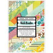 Let's Wander 6 x 8 Paper Pad - Vicki Boutin