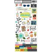 Let's Wander Stickers - Vicki Boutin - PRE ORDER