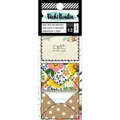 Let's Wander Mini Envelopes & Cards - Vicki Boutin - PRE ORDER