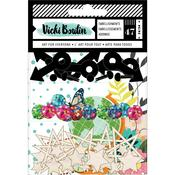 Let's Wander Embellishment Pack - Vicki Boutin - PRE ORDER