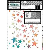 Starstruck Stencil Pack - Vicki Boutin