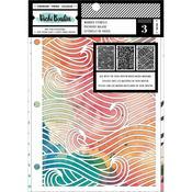 Wander Stencil Pack - Vicki Boutin - PRE ORDER